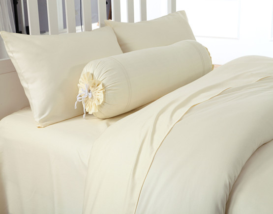 100% cotton sateen bedding set